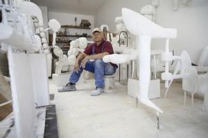 HENRY STÖKER // ATELIER BERLIN WEIßENSEE // ART IN PROGRESS //