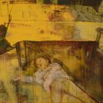 Heike Ruschmeyer - Morgens 1v4 - 120 x 160 cm