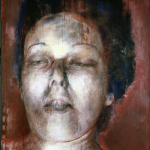 Heike Ruschmeyer - Monolog XX - 210 x 155 cm