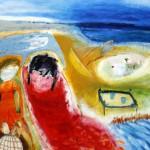 Heike Arndt Nr.2,oil, 150x150