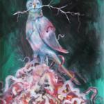 worms bird