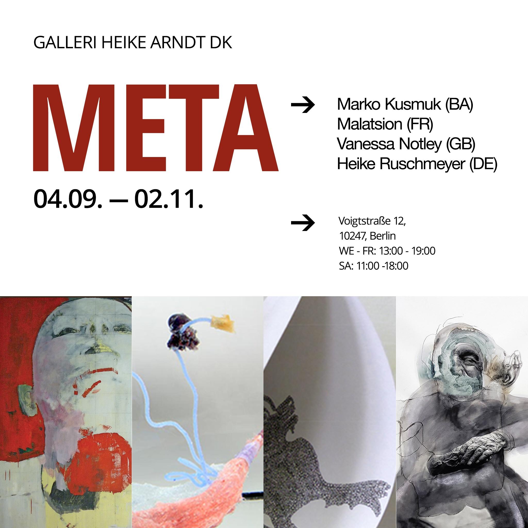 Galleri Heike Arndt DK
